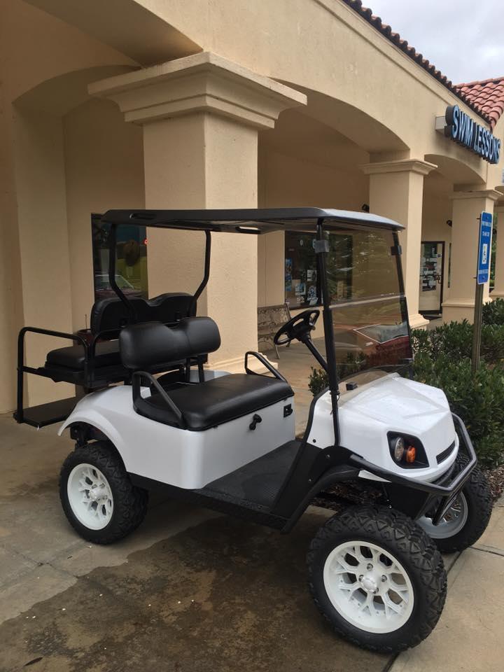 White Storm Trooper - Lanier Carts and Outdoors on star wars golf cart, dragon golf cart, wolverine golf cart, harry potter golf cart, betty boop golf cart, dog golf cart, woody golf cart, mater golf cart, lightning mcqueen golf cart, speed racer golf cart, batman golf cart, captain america golf cart, darth maul golf cart, lego golf cart, garfield golf cart, ironman golf cart, spiderman golf cart, wonder woman golf cart, fred flintstone golf cart,