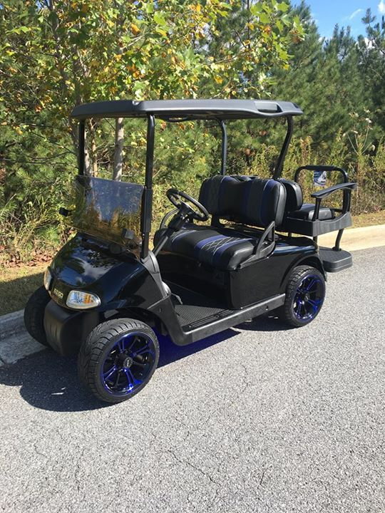 Golf Carts - Lanier Carts and Outdoors on auburn university golf club clothing, auburn university club golf course, beach buggy cart,